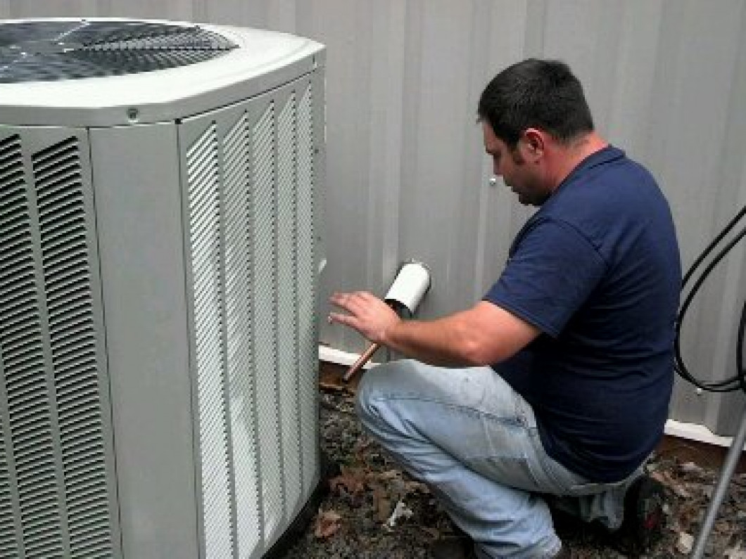 hvac contractor texarkana tx